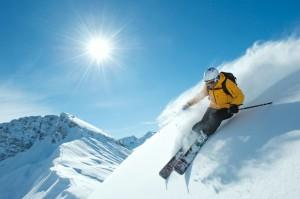 Lech Zuers am Arlberg Freerider 2 by Sepp Mallaun © LZTG