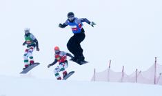 SBX World Cup Montafon