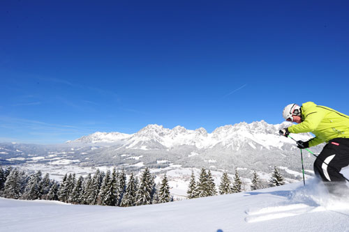SkiWelt-Wilder-Kaiser---Brixental